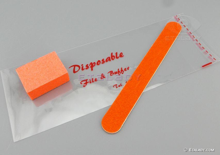 Disposable Nail Kit Manufacturer, Manicure Nail Buffer Block - Etalady