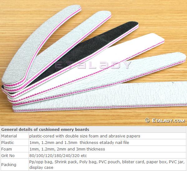 Nail File Nail Buffer Manufacturer- Etalady Factory